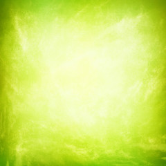 Grunge background in lime green and yellow color