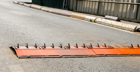 One Way Road Spikes