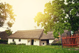 Fototapeta House