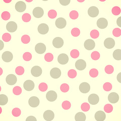 vintage Abstract textured background with dotty pattern