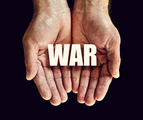 war hands