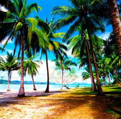 Islands of Phang Nga.