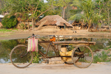 The bicycle in India