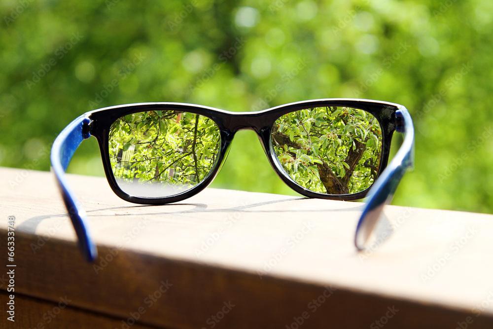 focus łączność okulista - powiększenie
