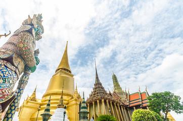 Wat Phra Kaew,Bangkok, Thailand