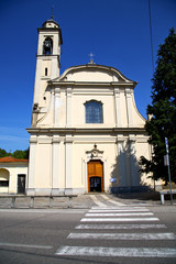 church caidate italy the    clock and bell tower