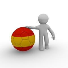 Spanischer Fussball