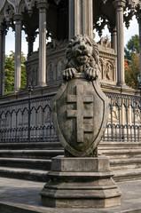 Potocki Mausoleum.