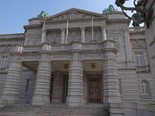 赤坂迎賓館本館の正面玄関