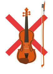 バイオリンNG
