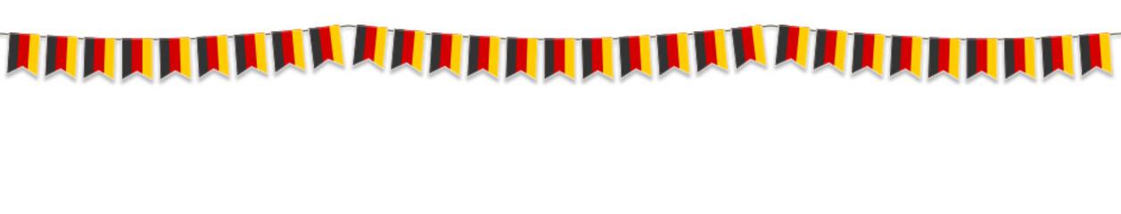 Wimpel Deutschland