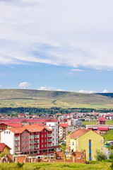 New neighborhood in Floresti, Cluj
