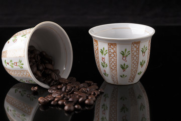 Traditional Coffee Cups