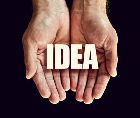 idea hands