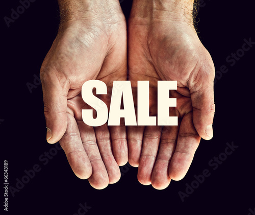sale hands