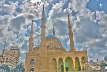 Beirut, Mohammed al-Amin Mosque