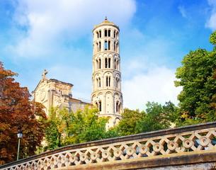 La cathédrale Saint-Théodorit d' Uzès