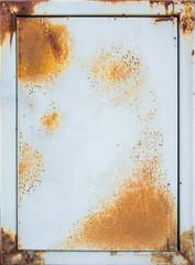 rust frame