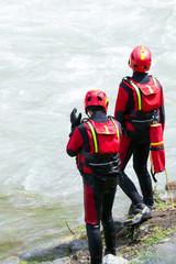 soccorso speleo-fluviale