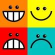 ������, ������: Square Icon Faces