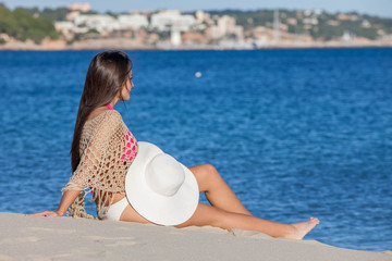 relaxing beach holiday in malllorca