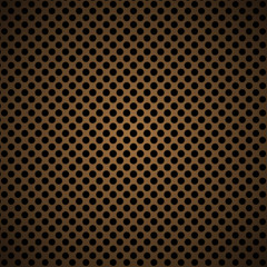 light brown metal background