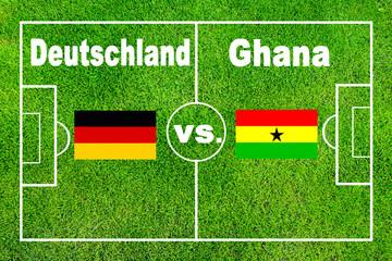 WM Deutschland vs Ghana