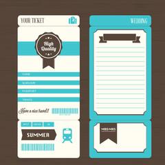 postal,etiqueta de verano
