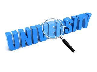 University search Online education