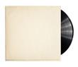 Leinwanddruck Bild - Vinyl record