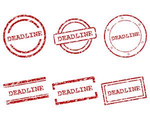 Deadline Stempel