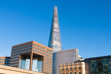 Modern Buildings, London - England