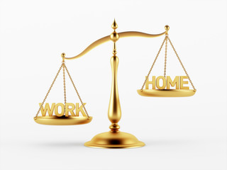 Work and Home Justice Scale Concept