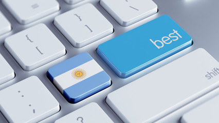 Argentina Best Concept