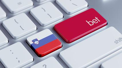 Slovenia Bet Concept