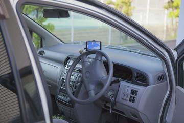 運転席のイメージ