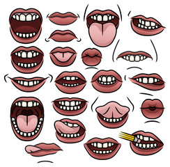 Mouth Collection