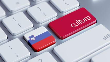 Slovenia Culture Concept.