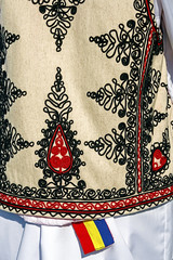 Romanian traditional male costume 2