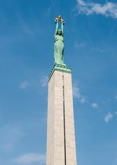 Monument in Riga