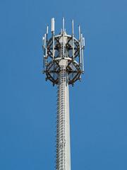 Mobilfunkmast - Kommunikation - Mobilfunk Technologie