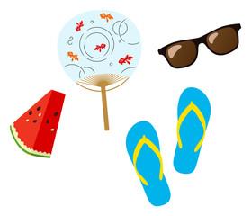 夏のイメージ