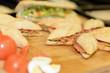 sandwich au somon