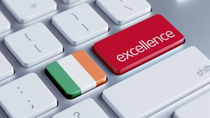 Ireland Excellence Concept