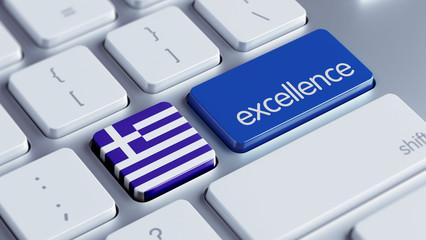 Greece Excellence Concept