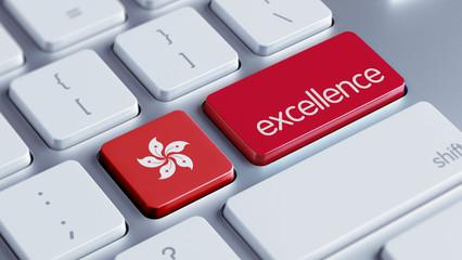 Hong Kong Excellence Concept