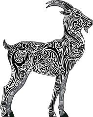 Goat (monochrome)