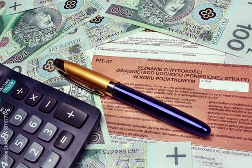 Taxes in poland - 66376771