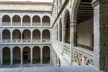 Palacio de Santa Cruz Valladil