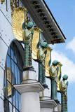 Architektur Otto Wagner Wien poster